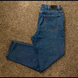 L.L. Bean Classic Fit Jeans Size 35x30